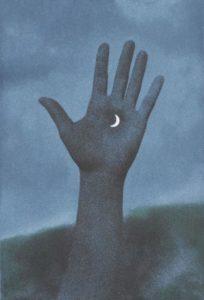 © René Magritte - Jupiter in Virgo (1965)