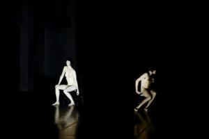 Alterité - une femme un homme © Delphine Micheli