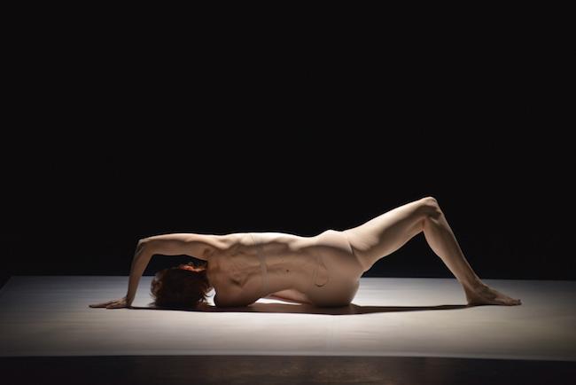Anatomie du Silence © Delphine Micheli