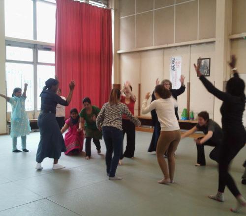 Atelier Corps & Féminité