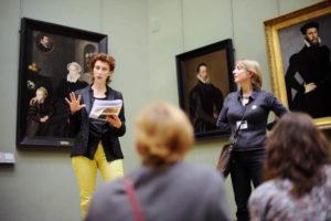 Conférence dansée © Musée du Louvre