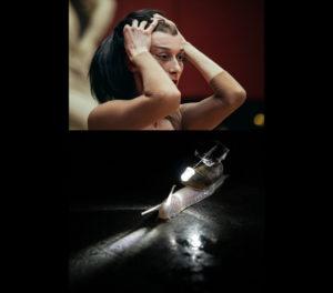© Margo Meyer / « Pixel lent » installation-performance de Cyril Leclerc et Elizabeth Saint-Jalmes - © Cyril Leclerc