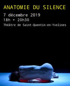 Anatomie du Silence - 7 décembre 2019